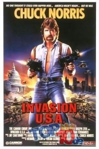 4.  Invasion USA