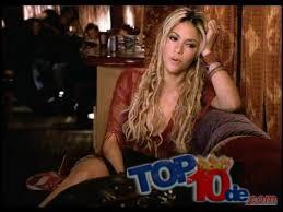 Las 10 mejores canciones de Shakira