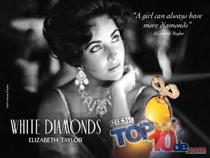 Los 10 perfumes de celebridades más exitosos