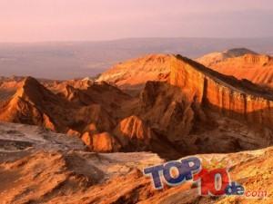 Los 10 mejores lugares que visitar en Chile