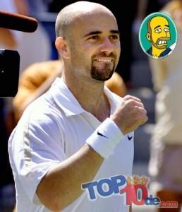 Los 10 atletas que han aparecido en episodios de Los Simpsons