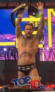 Los 10 campeones más pequeños de la WWE