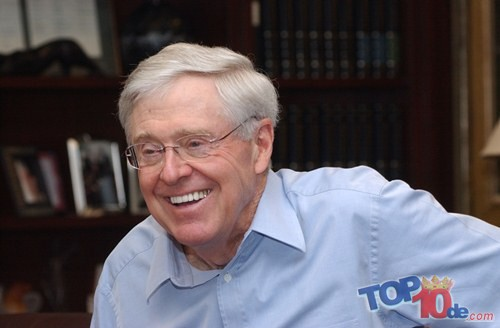 Charles G. Koch