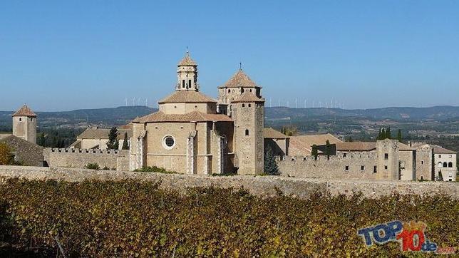 Santa María de Poblet