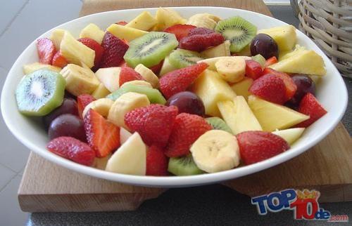 Las 10 mejores frutas para bajar de peso.