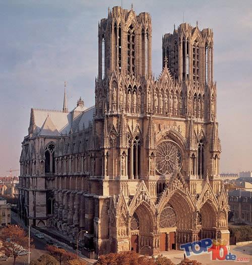 Las 10 catedrales más importantes del mundo