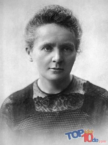 Chemist Marie Curie
