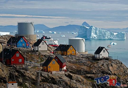 North-Ice-Greenland