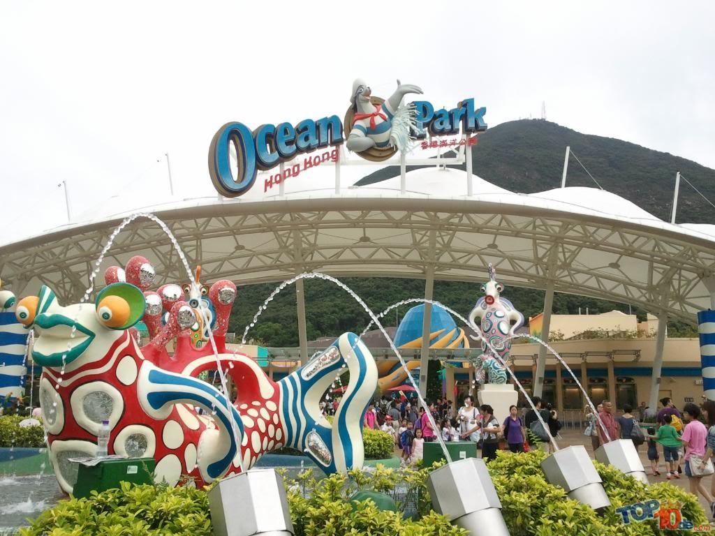 Ocean park,