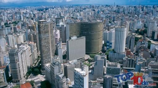 Las 10 ciudades m s pobladas del mundo - The narrow house of sao paolo ...