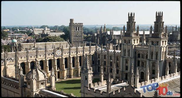 10 Universidades más importantes del mundo