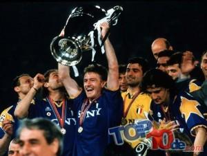 Los 10 equipos de fútbol con más títulos de Champions League