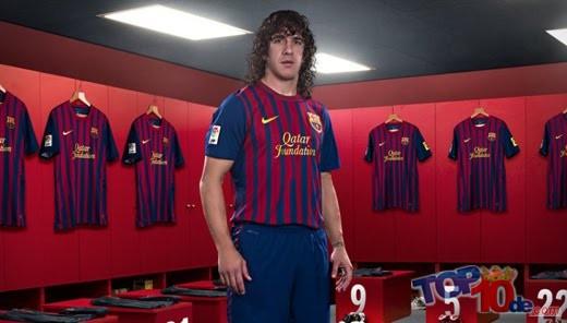 c3024be7a Las 10 camisetas de equipos de fútbol más vendidas en el mundo