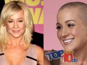 Las 10 famosas de Hollywood que afeitaron sus cabezas