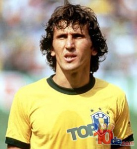 Los 10 mejores jugadores de fútbol brasileños