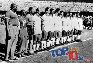 Los 10 mundiales de fútbol con mayor promedio de asistencia