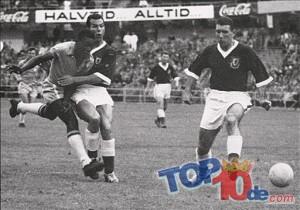 Los 10 mundiales de fútbol donde se anotaron más goles