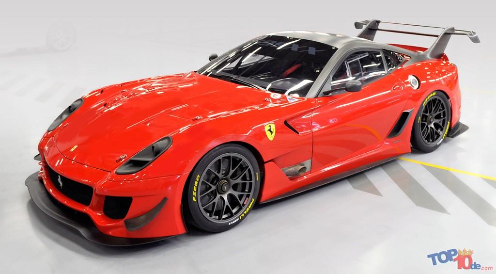 Ferrari 599 XX evoluzione