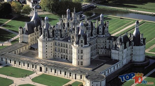 Los castillos de la Loira