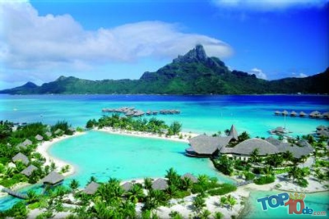 Tahti y Bora Bora