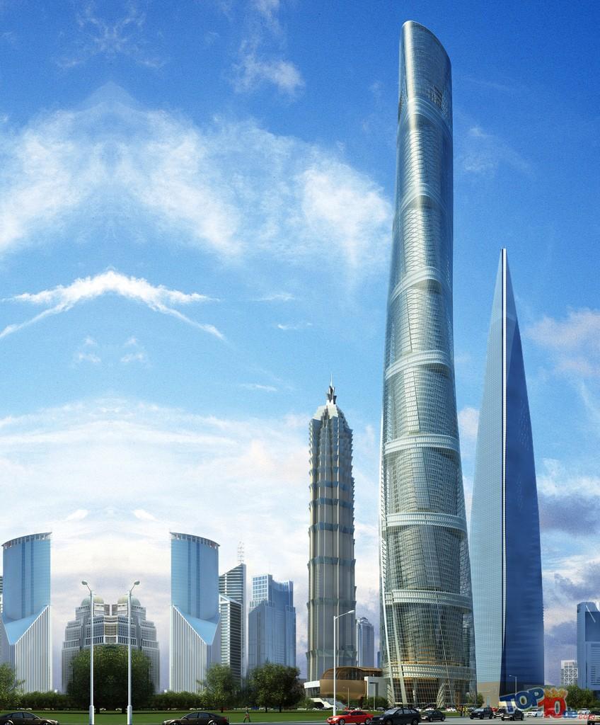 Torre central de Shanghai (2)