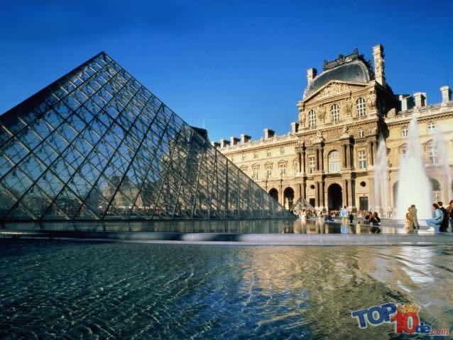Los 10 mejores lugares turísticos de Francia