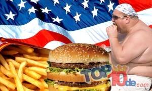 Los 10 países con mayor tasa de obesidad en el mundo