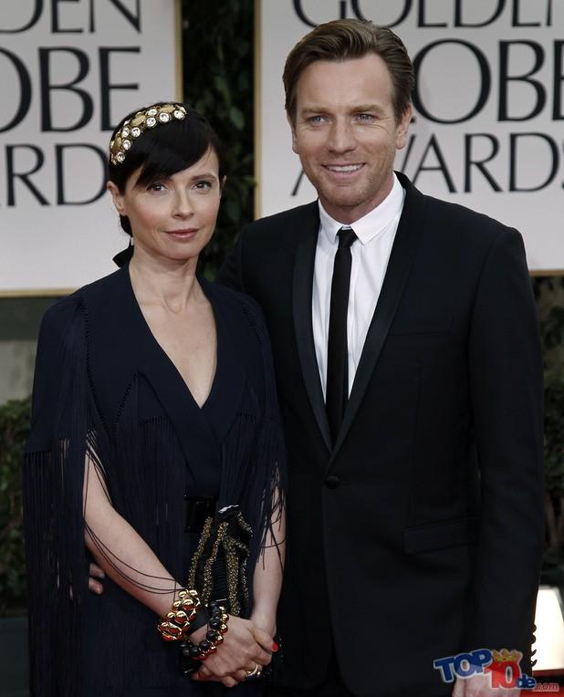 Los 10 famosos que están casados con gente ordinaria