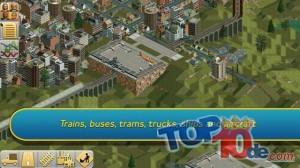 Los 10 mejores juegos de construcción de ciudades en Android