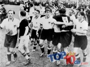Los 10 partidos de fútbol en Copa del mundo con más goles