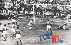 Las 10 Copas del Mundo donde se anotaron menos goles