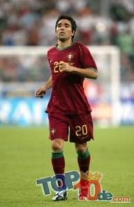Los 10 mejores jugadores de Portugal de todos los tiempos