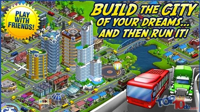 Los 10 Mejores Juegos De Construccion De Ciudades En Android