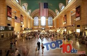 Las 10 mejores estaciones de trenes en el mundo