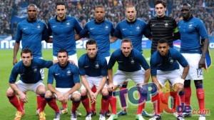 Las 10 selecciones con más partidos jugados en mundiales