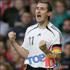 Los 10 mejores jugadores de fútbol de Alemania de todos los tiempos