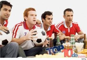 10 razones por las que odian el fútbol las mujeres
