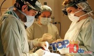 Los 10 países donde se realizan más cirugías